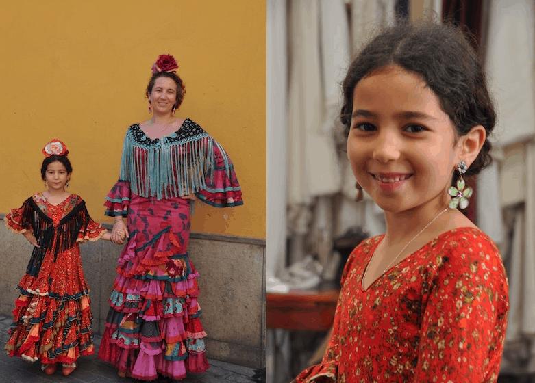 Mother daughter week end in Sevilla - BozAround
