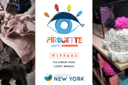 Playtime New York Pirouette One to Watch winners