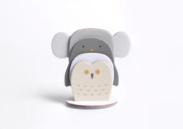 Owl & Dog Playbooks- Flat Zoo