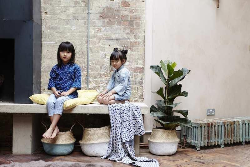 Olive Loves Alfie Kimono #whomademyclothes