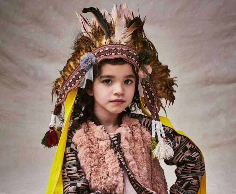 Tia Cibani Kids AW17 Wallflower