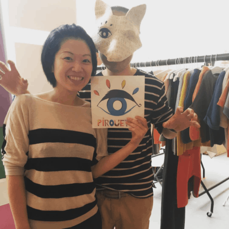 pirouette one to watch winners SS18 fashion