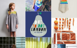 Dot to Dot London 25-26 June 017 children's fashion and design trade show
