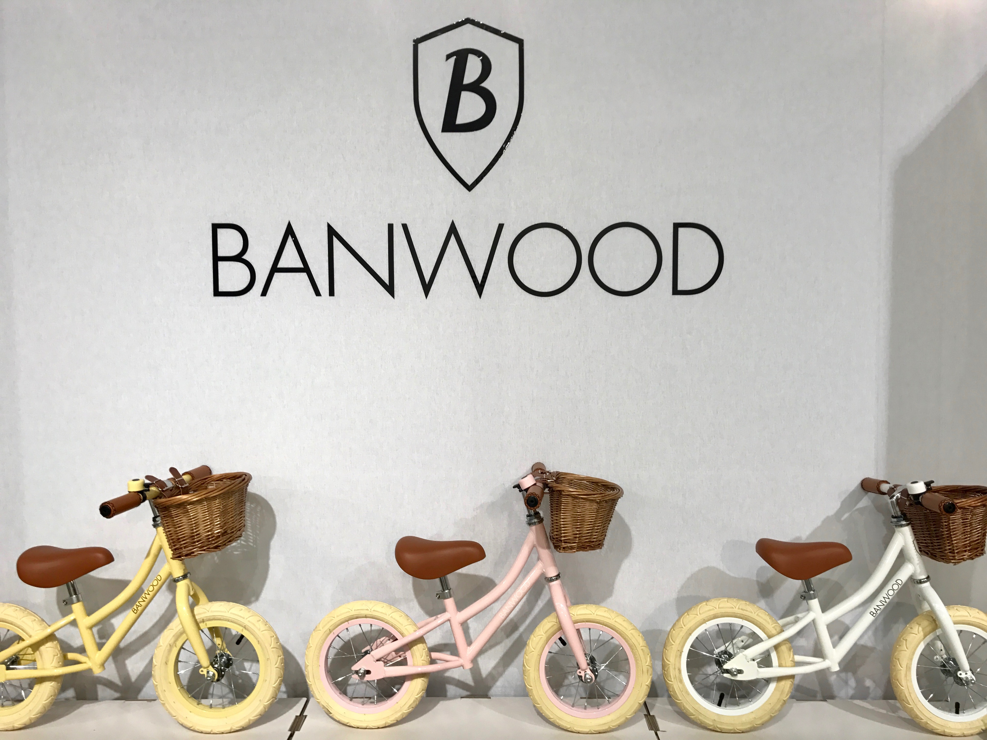 Banwood balance bikes One to Watch Winners Design Playtime Paris
