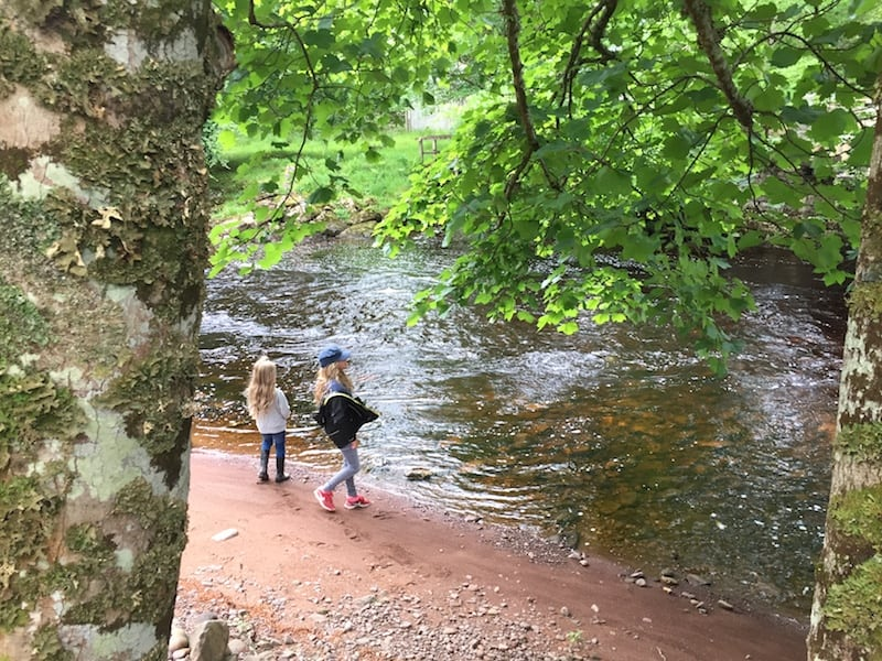 Beautiful walks Applecross Scotland