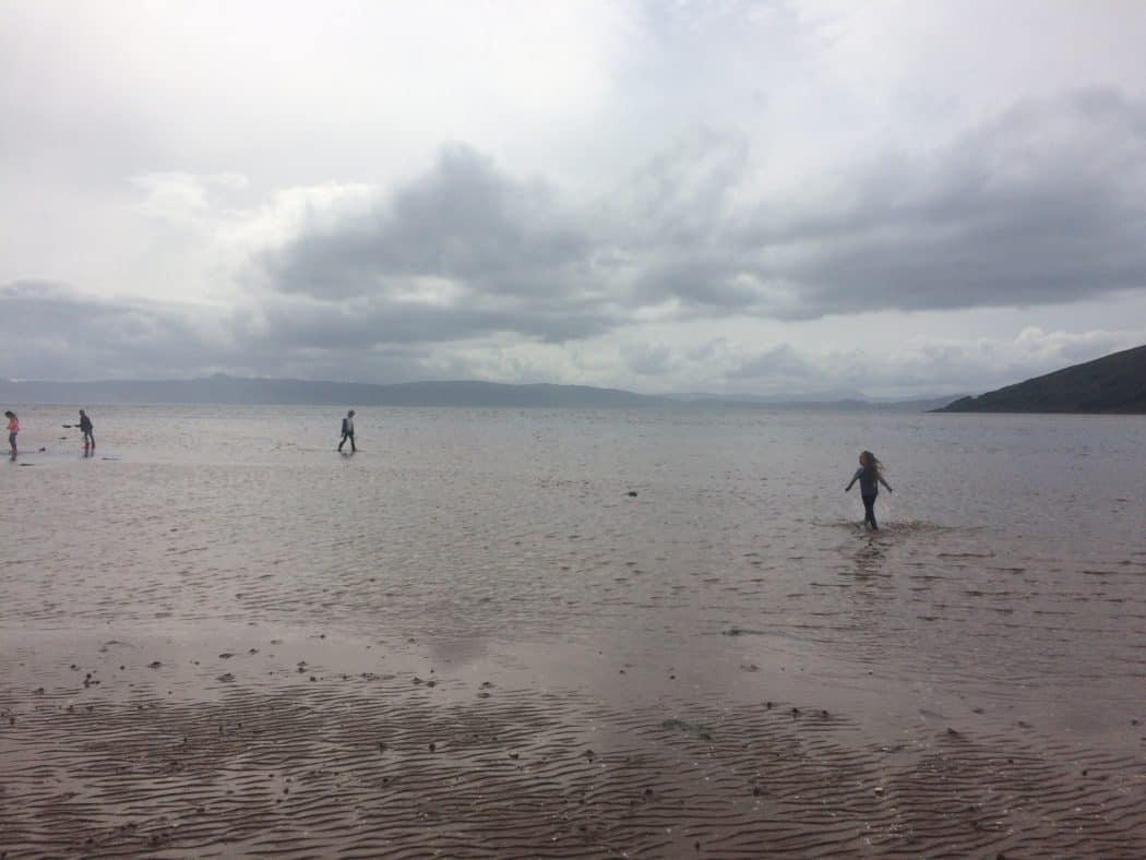 bay Applecross Scotland