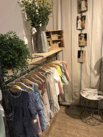 Trade Show Report Playtime New York ss18 : Blu Poney Vintage