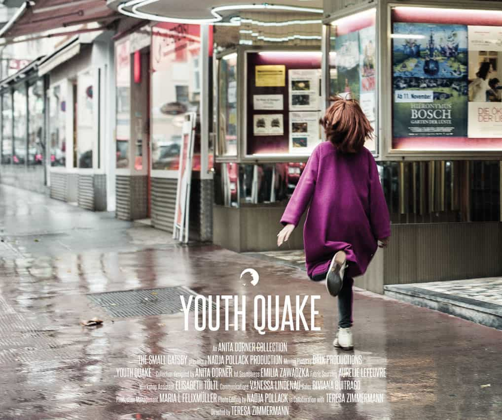 Youth Quake The Small Gatsby