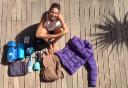 Florence Rolando preparing for trip to Nepal - Humla fund
