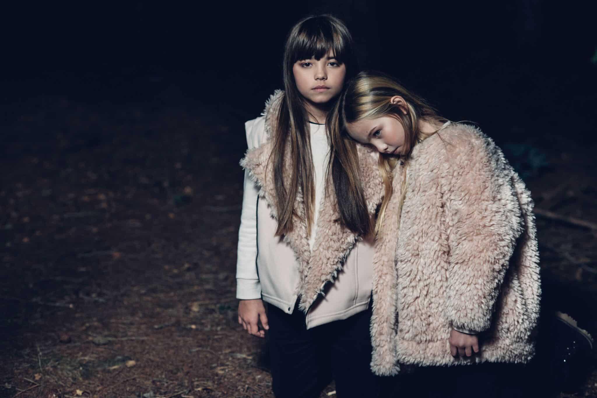 Faux Fur kid's fashion : Andorine Faux Fur Coat