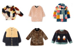 Faux Fur kid's fashion picks
