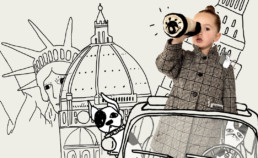 Pirouette One to Watch Aw18 FW18 - Playtime New York, Pitti Bimbo Italy, Dot to Dot London
