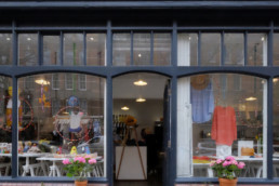Luna & Curious is an independent store in Shoreditch, East London