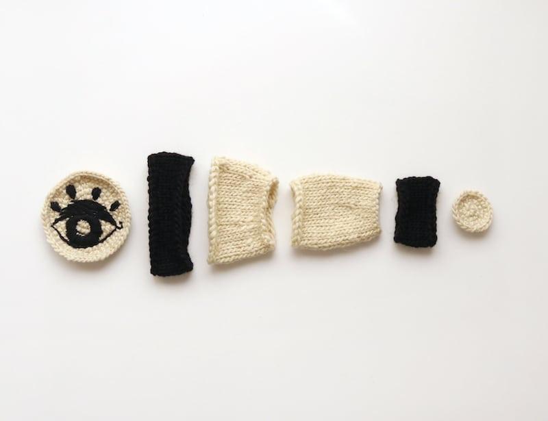 Severina kids uses organic, recycled or eco-friendly fabrics