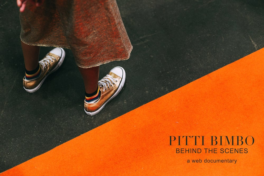 kid's fashion AW18 - Pitti Bimbo 86, Behind the scenes by Pirouette