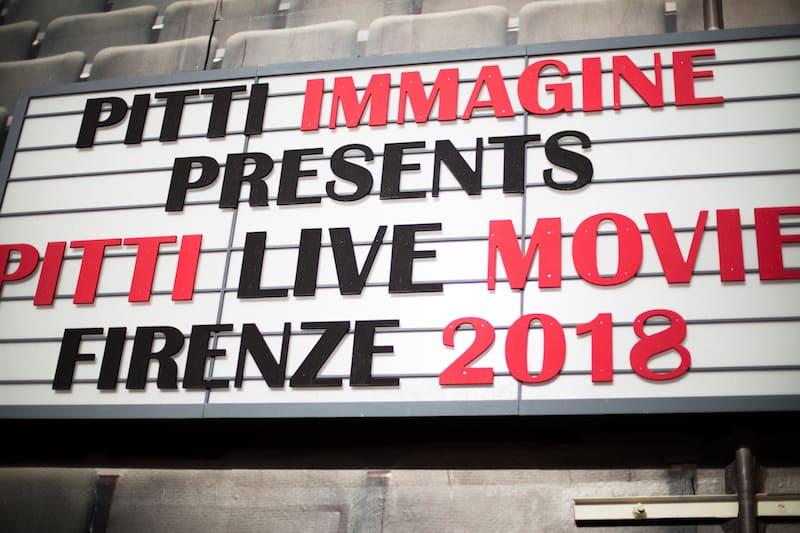 kids fashion AW18, Pitti Live Movie theme 2018, for Pitti Bimbo 86