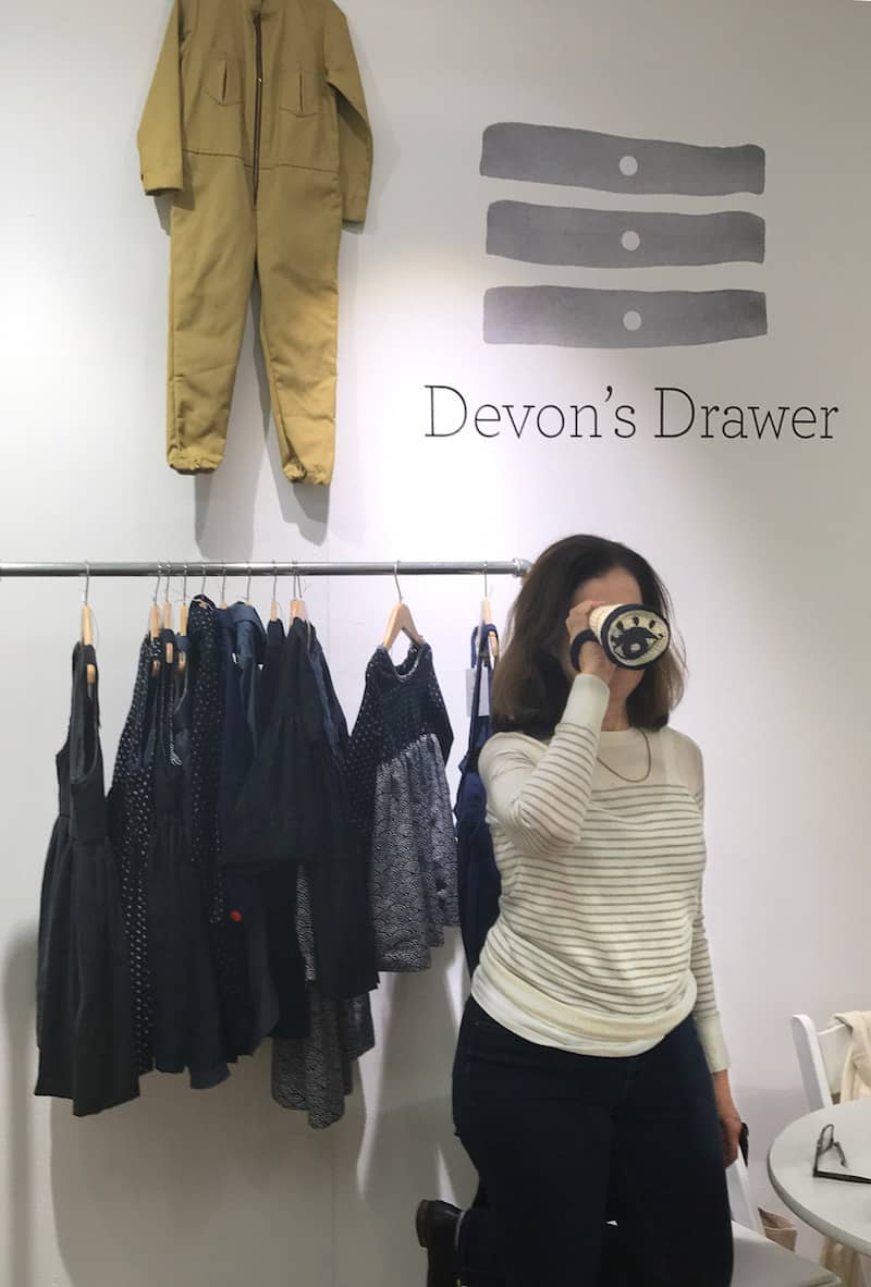 Pirouette One to Watch AW18 : Devon's Drawer