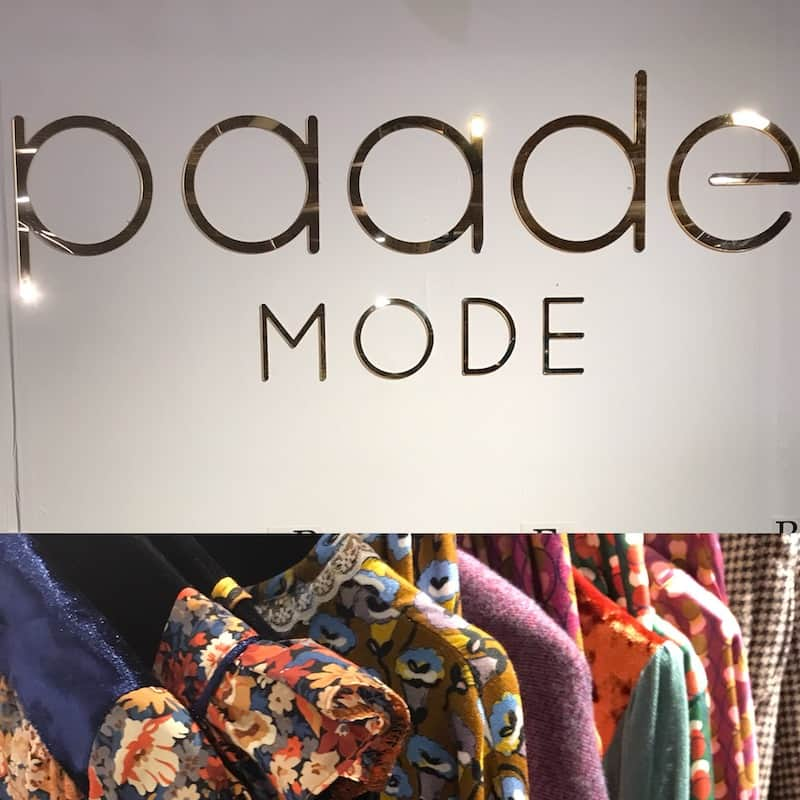 stand out collection : Paade Mode
