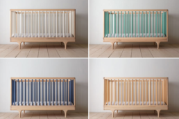 Kalon Studio Caravan Crib - California color collection