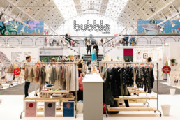 Childrenswear Trade show Bubble London closes