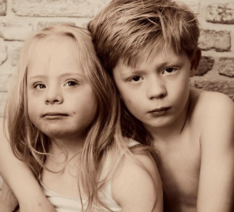 Romy Heere - child model