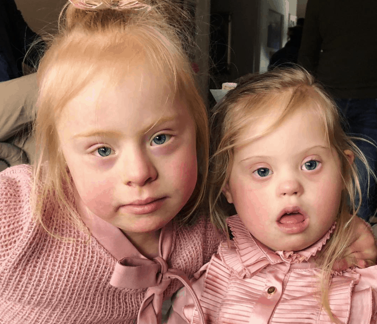 The lucky few - a positive reflection of children with Down syndrome