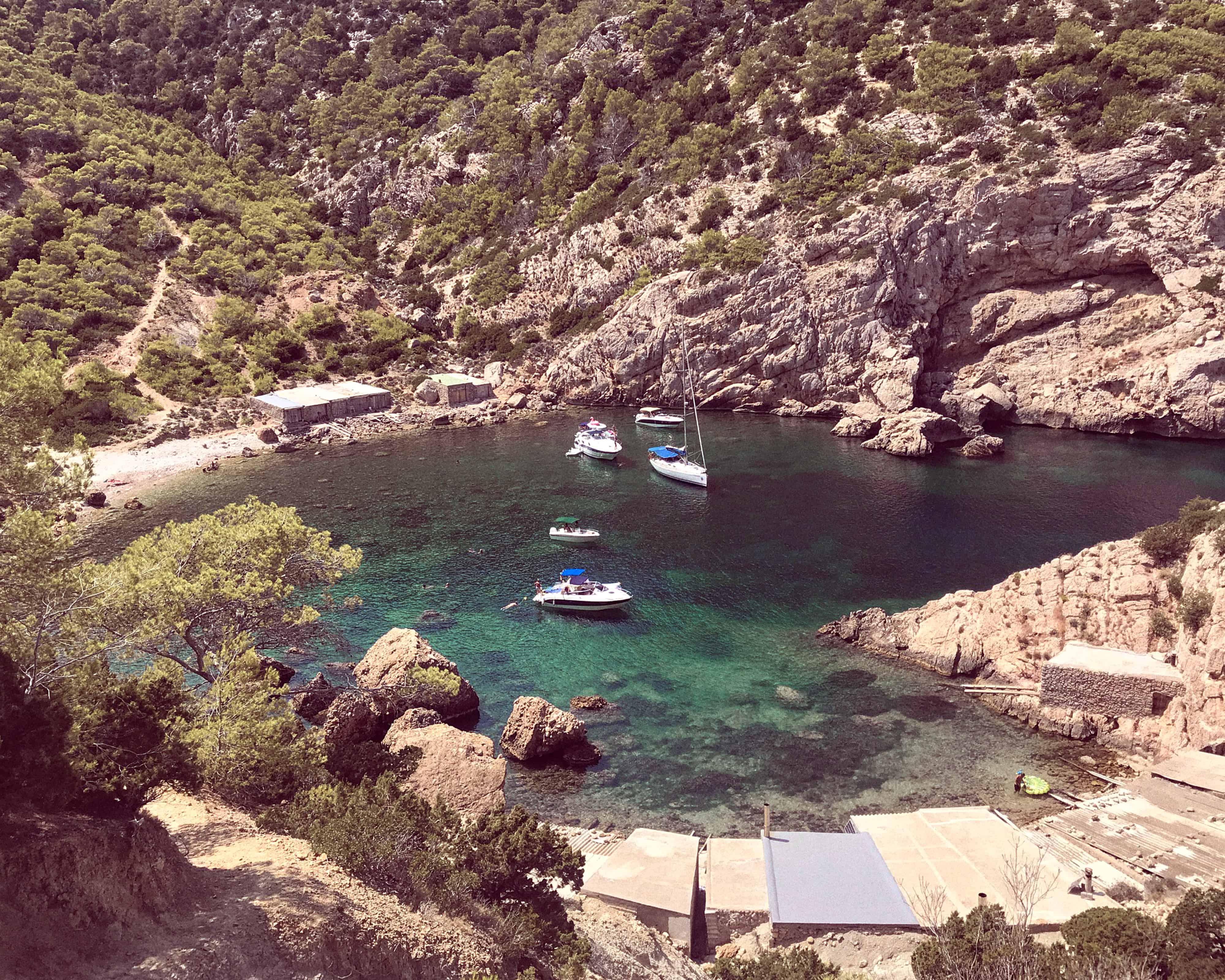 Zoe Adlersberg - plenty to discover in Ibiza