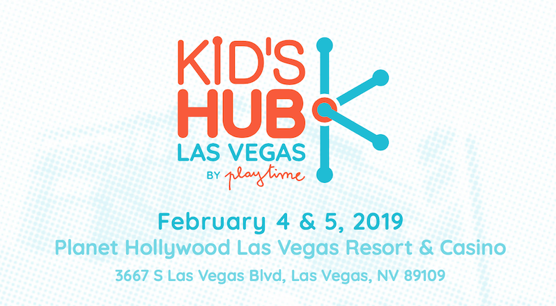 kid's hub las vegas by Playtime