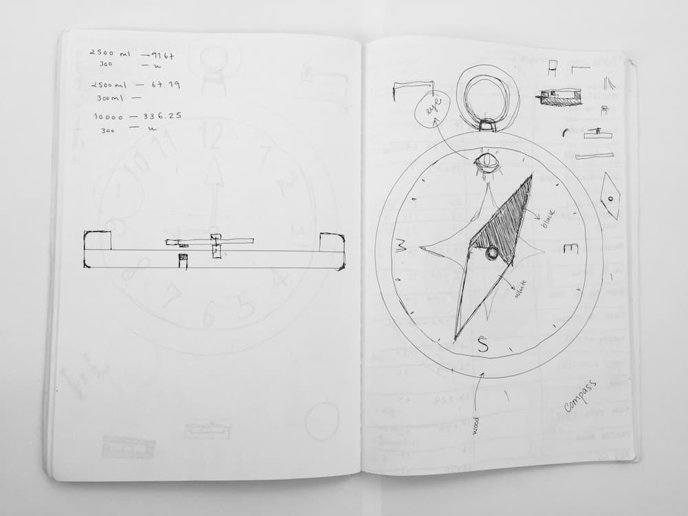 SO-SO sketch design - One to Watch Award designers