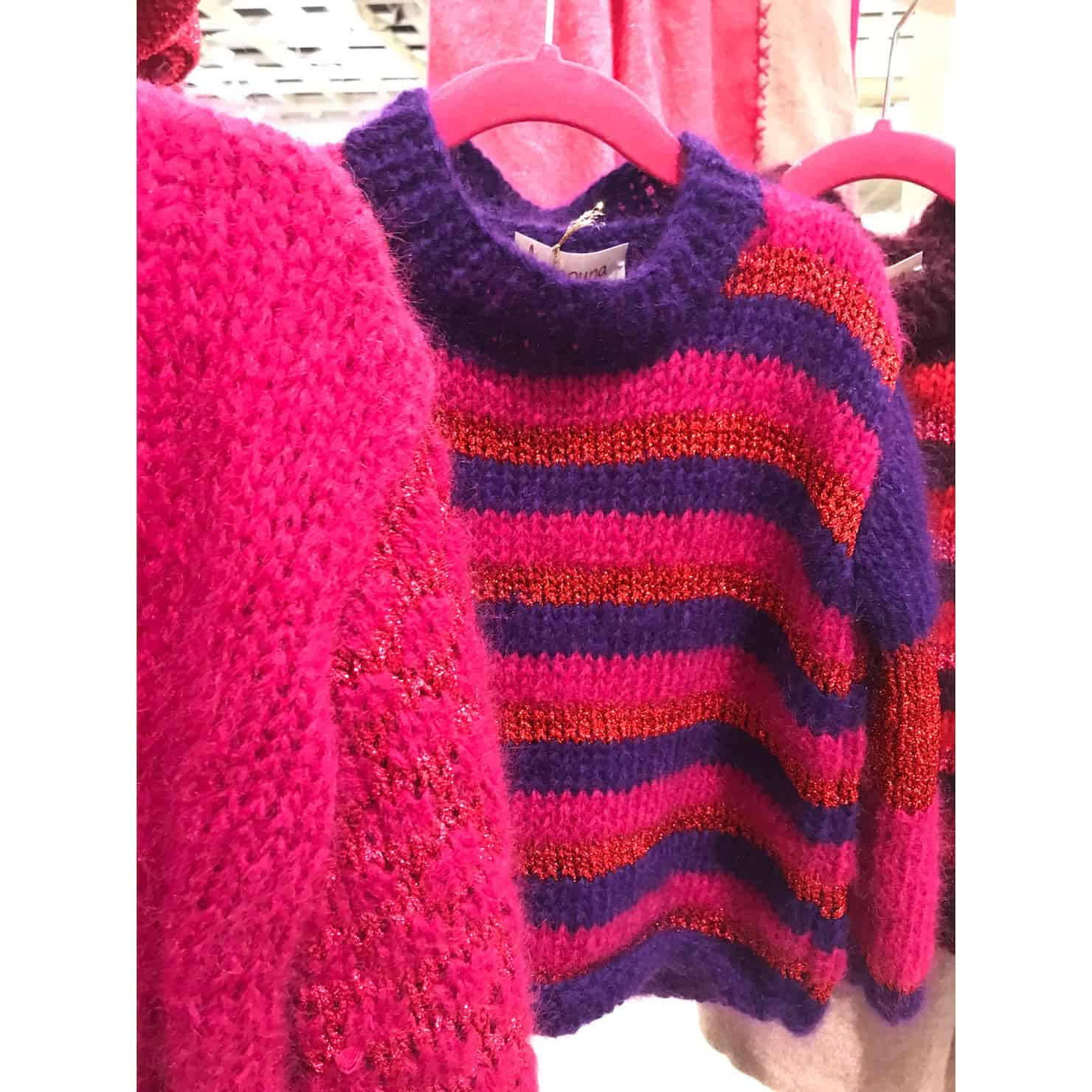 pitti Bimbo 88 kid's evolution knitwear
