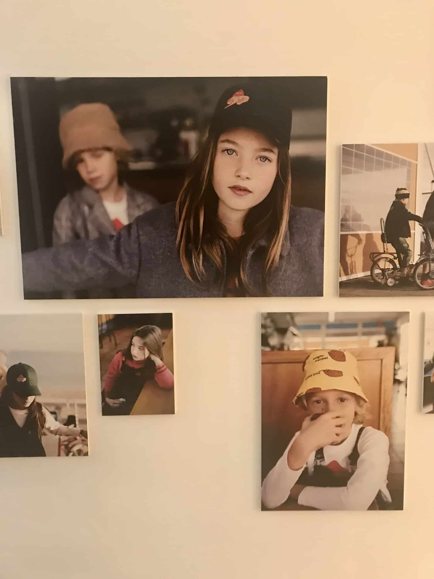 kid week Tiny Cottons Showroom AW19 photography