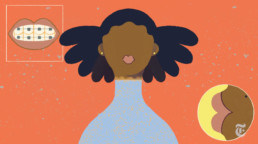 Lara Lee animation for New York Times -Conception series