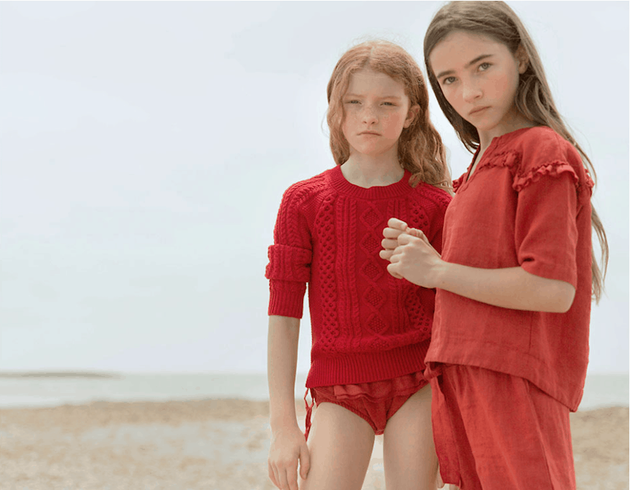 The New Society SS19 collection, Pirouette One to Watch winners