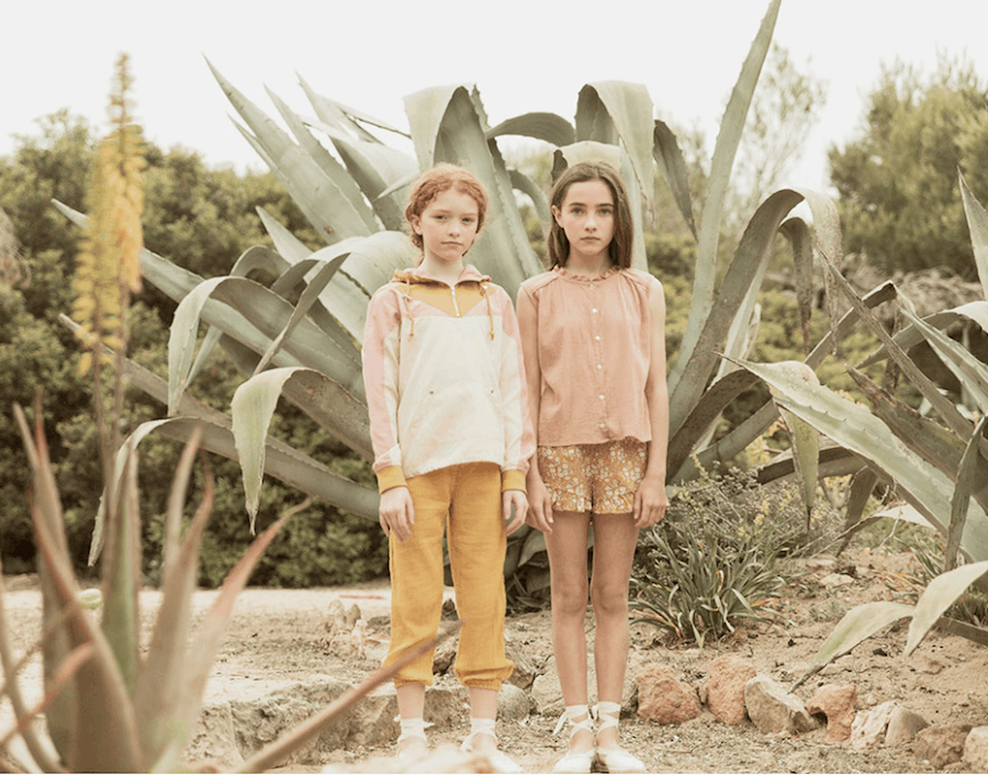 The New Society SS19 collection