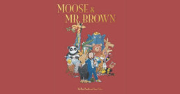 Paul Smith children's book Moose Mr Brown