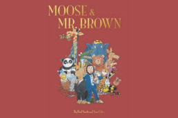 Paul Smith children's book Moose Mr Brown