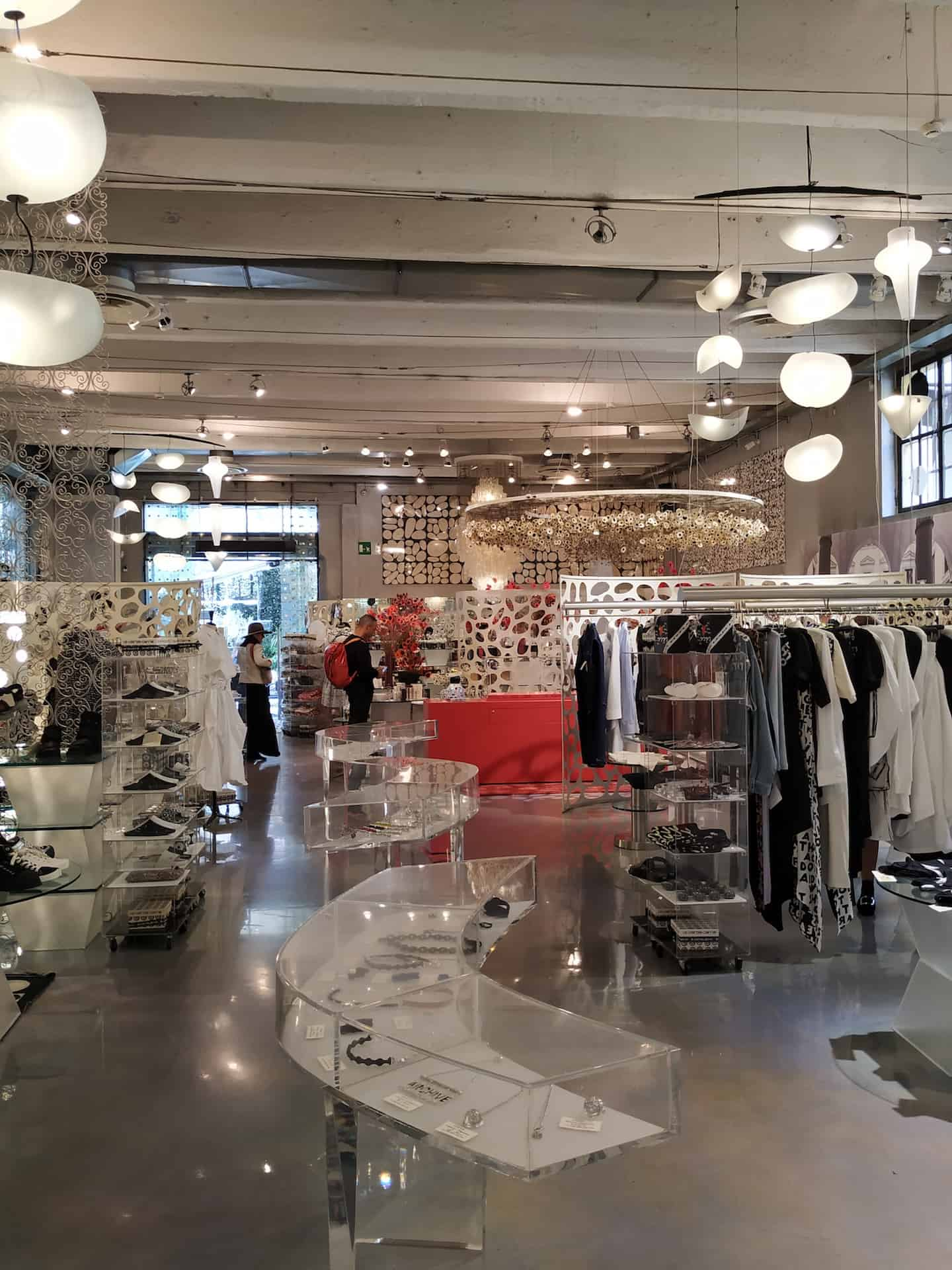 10 Corso Como, designed by Kris Rush in Milan