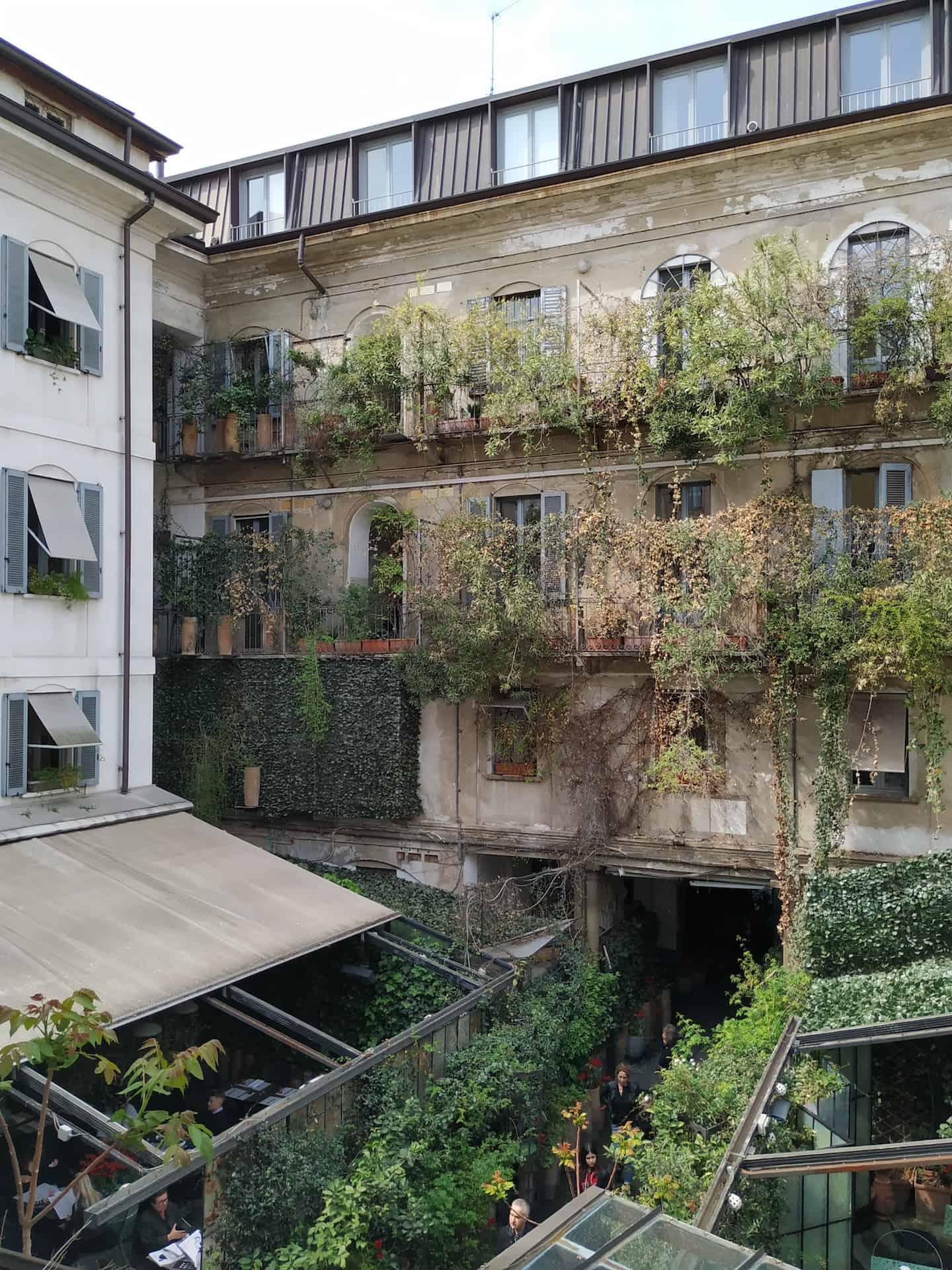 10 Corso Como, designed by Kris Rush in Milan
