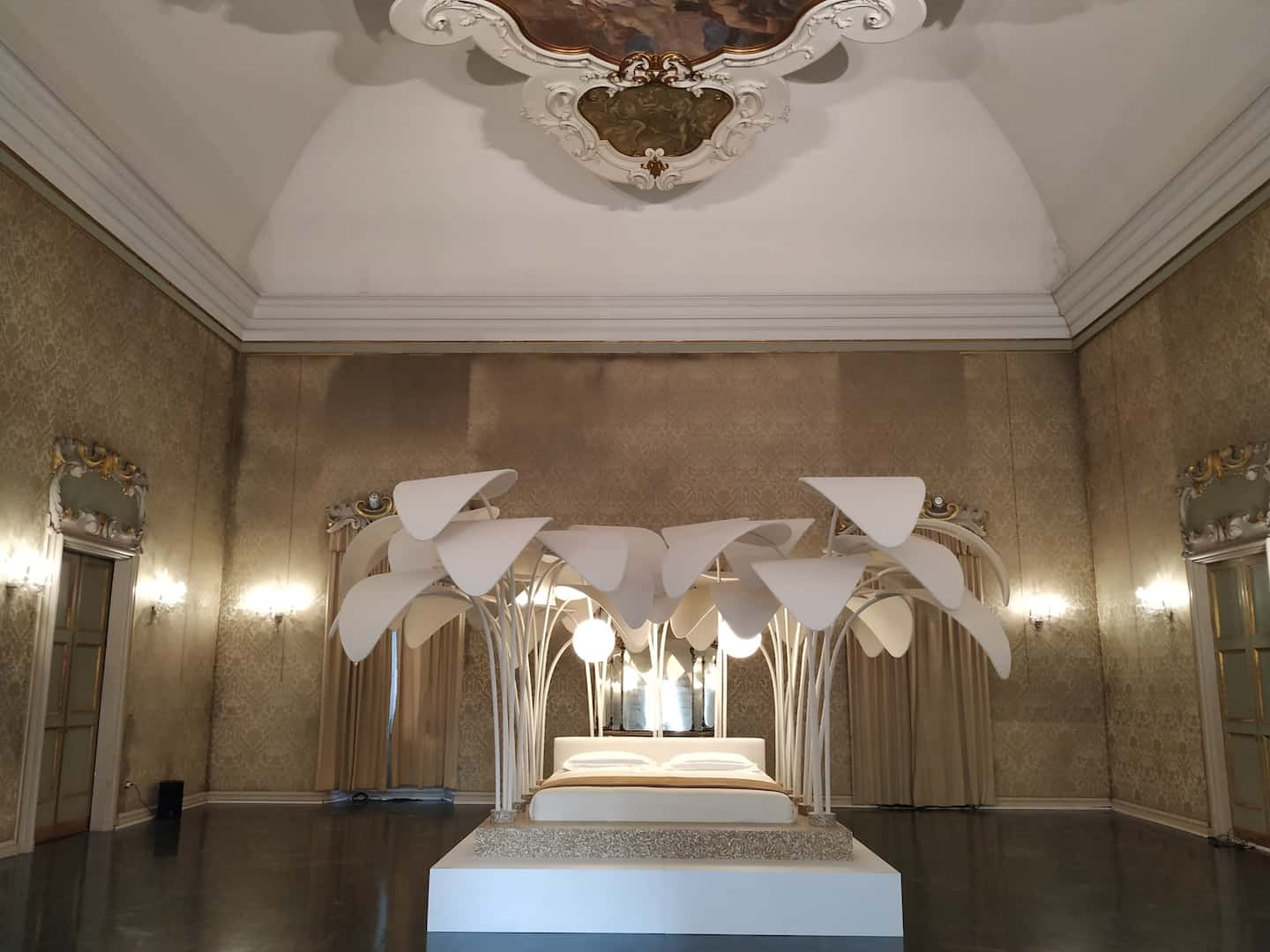 "Marc Ange presents ""Un monde extraordinaire"" at the Palazzo Cusani for Milan design week MDW 2019"