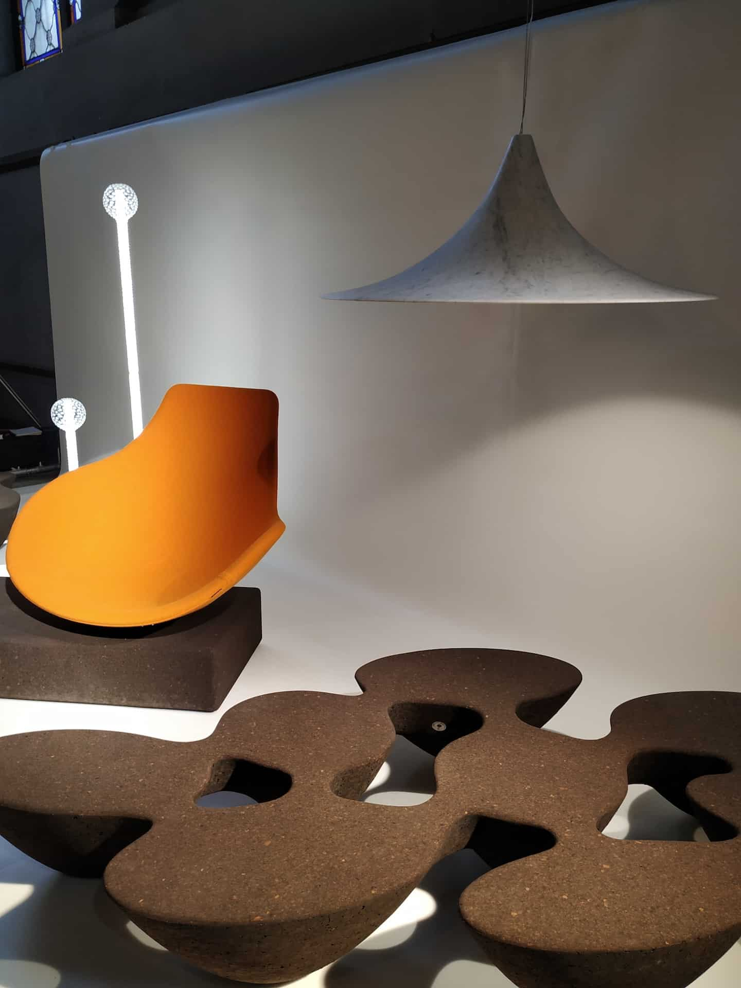 BABLED EDITION - Inspired by the stairs of Honour at Milan design week