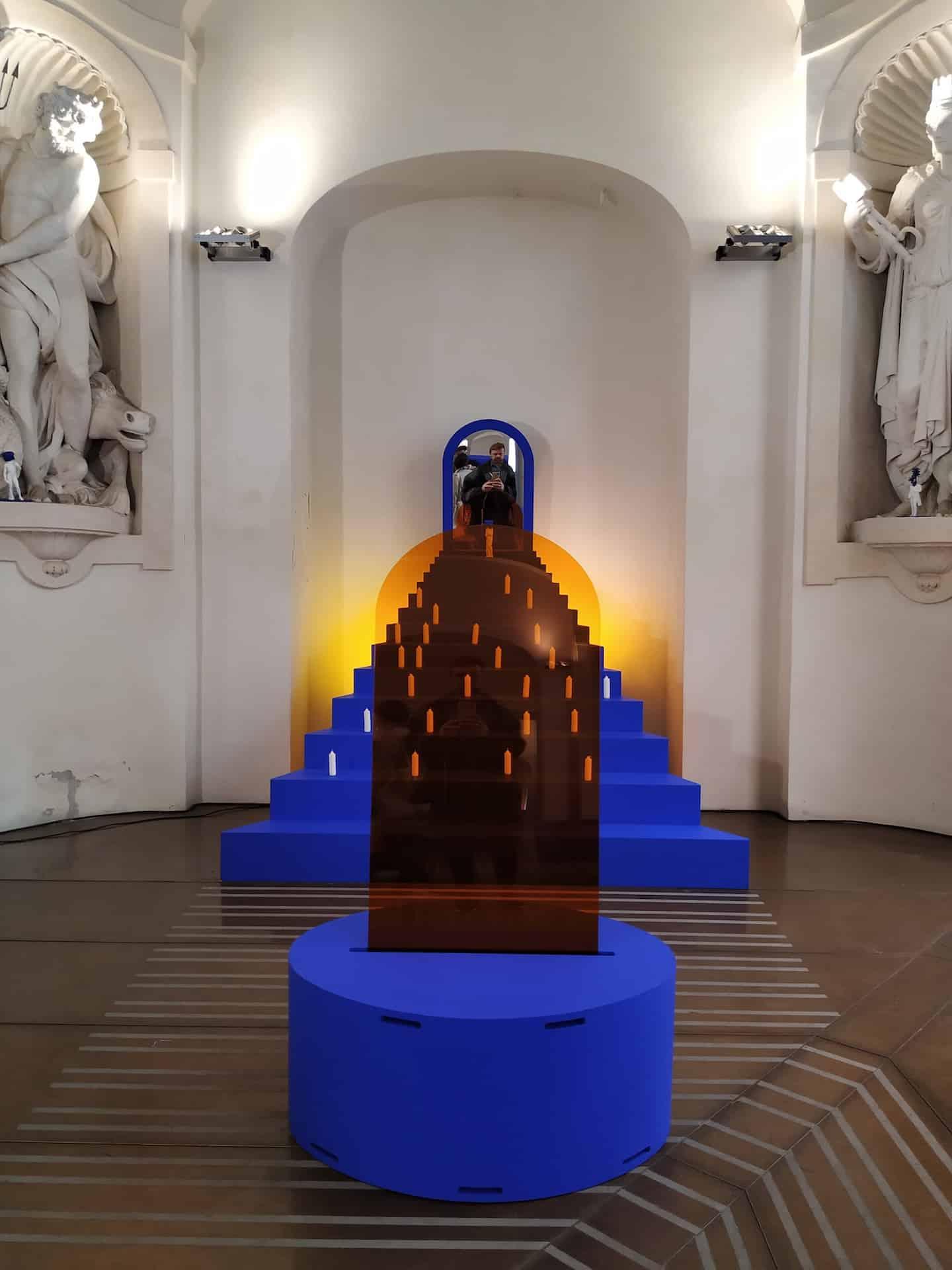 TEATRO DEL GORNO by Parisian ECOLE CAMONDO at Milan design week