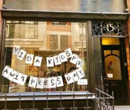 Vida kids AW9 press day