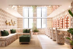 The Wing is landing in London, a co-worker space designed specifically for women to feel safe, empowered to make connections and generate opportunities.