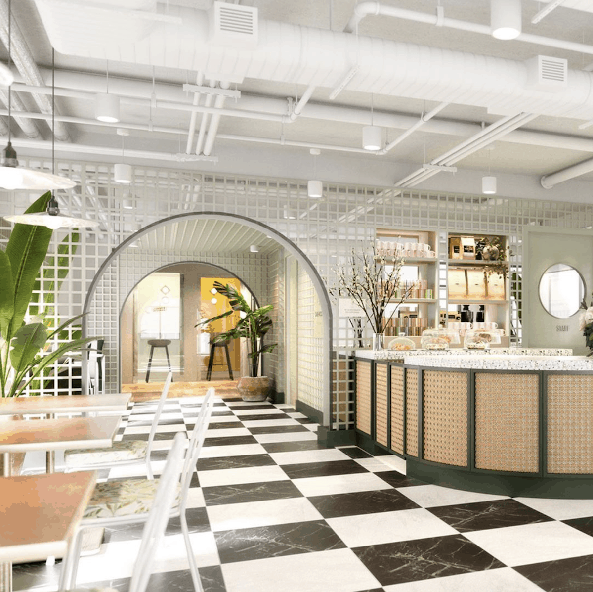 The Wing is a co-worker space designed specifically for women to feel safe, empowered to make connections and generate opportunities.