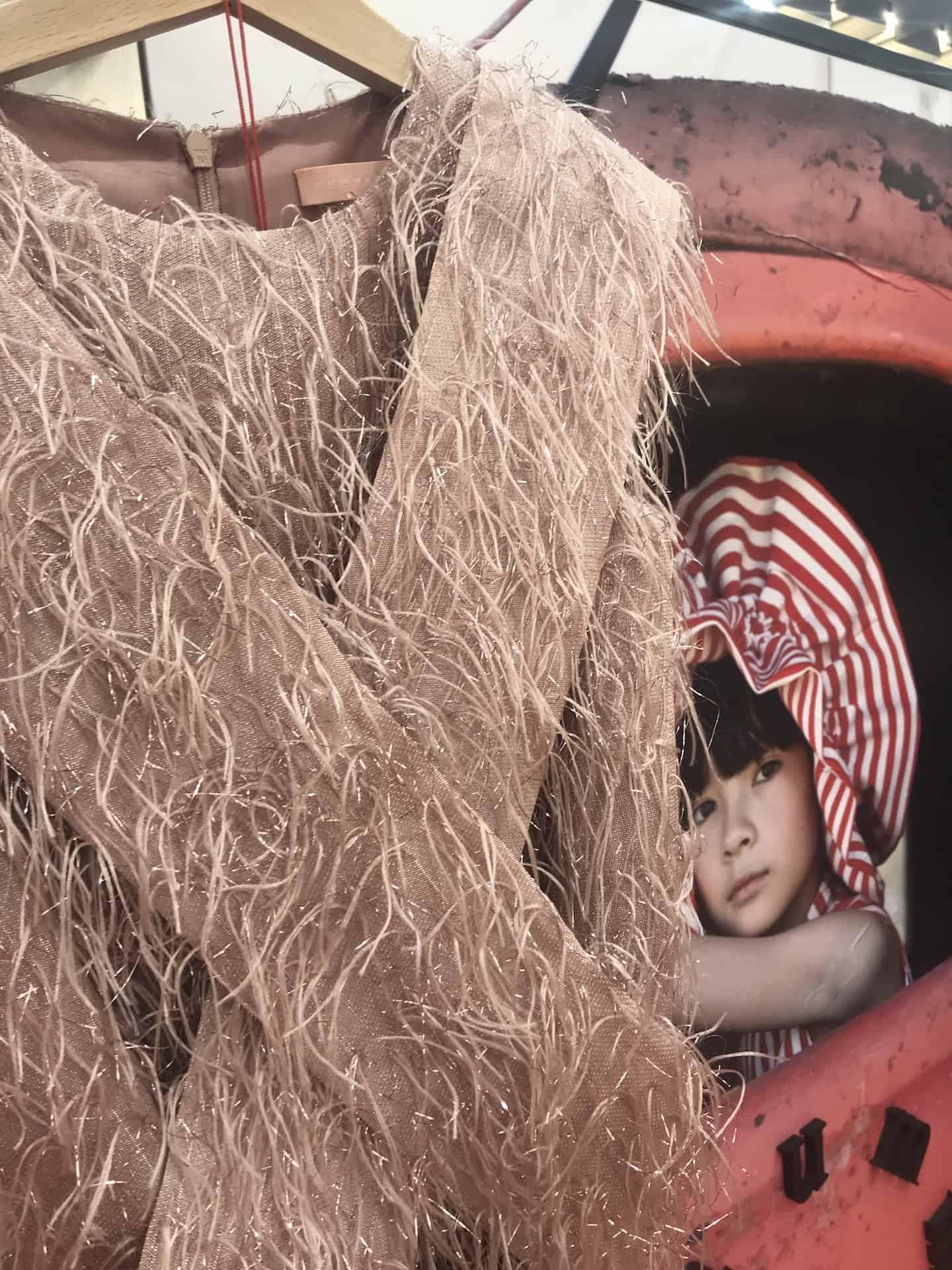 Mummy Moon SS20 kids fashion collection at Pitti Bimbo 89