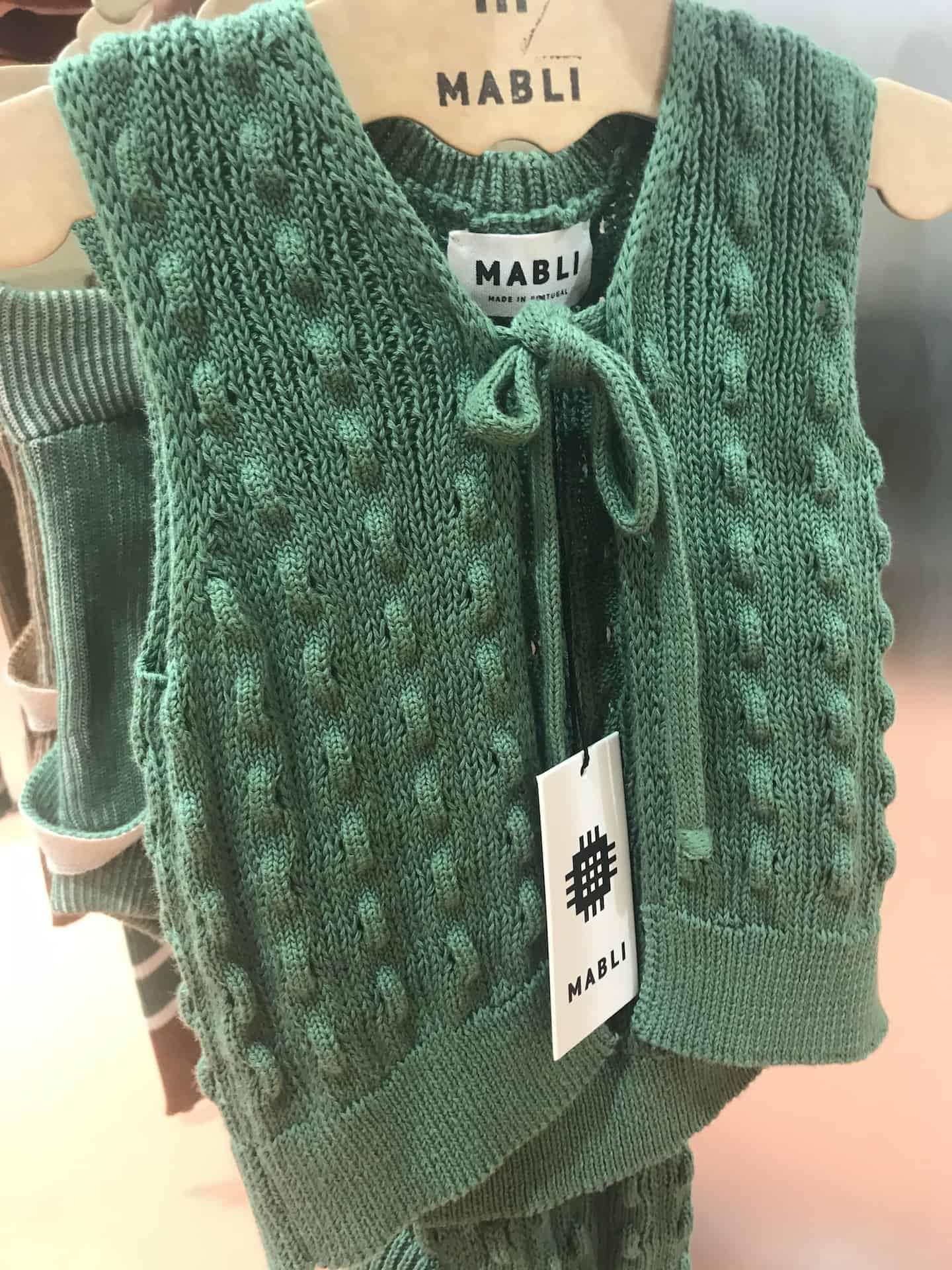 Mabli SS20 kids fashion collection at Pitti Bimbo 89