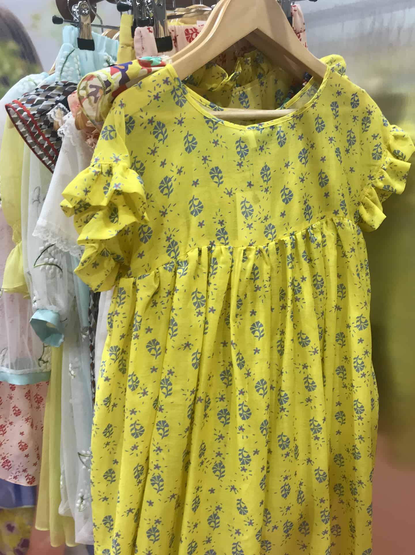 Paade Mode SS20 kids fashion collection at Pitti Bimbo 89