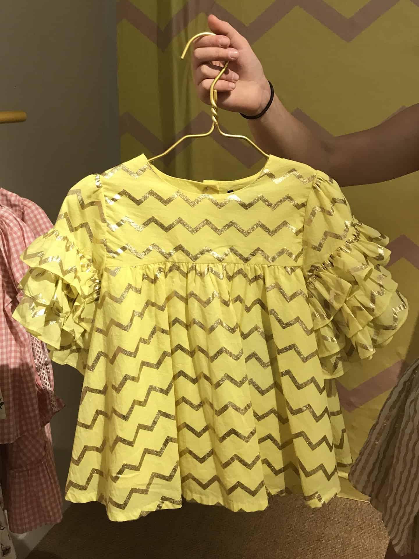 Velveteen SS20 kids fashion collection at Pitti Bimbo 89