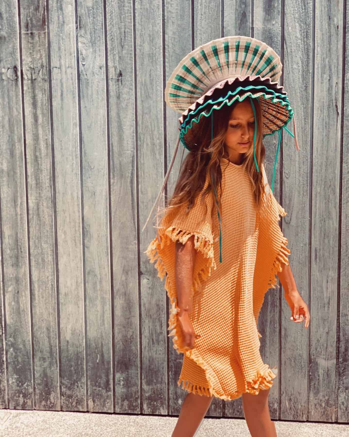 Lorna Murray capri hat for children