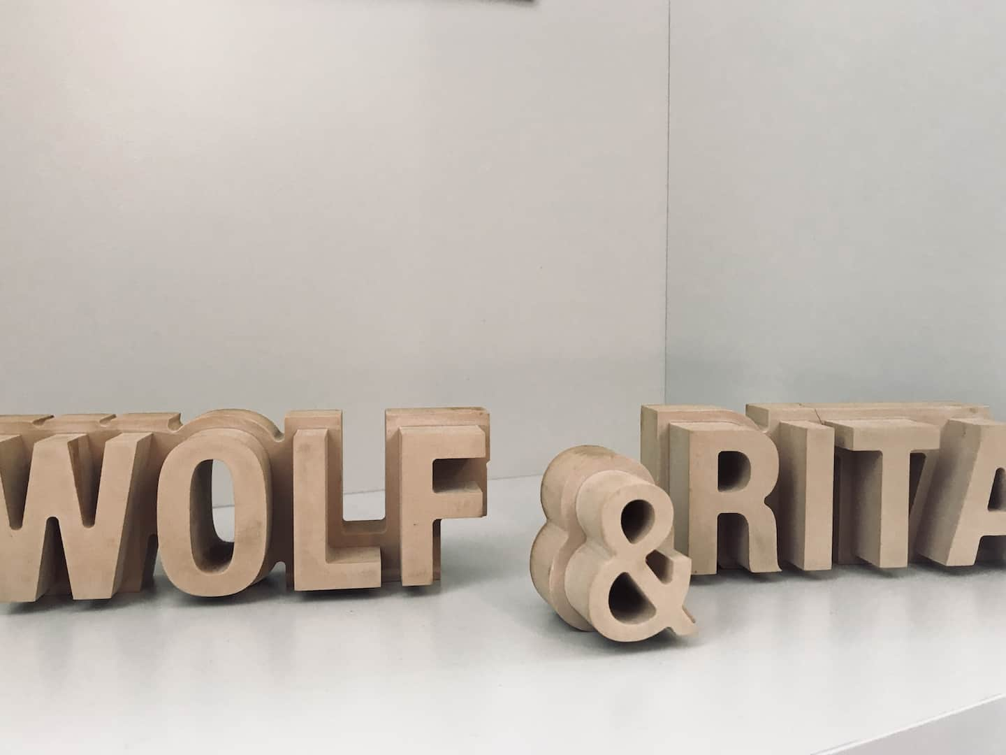 Wolf & Rita HQ in Portugal